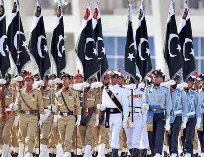 Pakistan Day Parade on March 25 due to bad weather