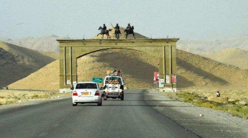 Highway N25 opened new avenues of development in Baluchistan